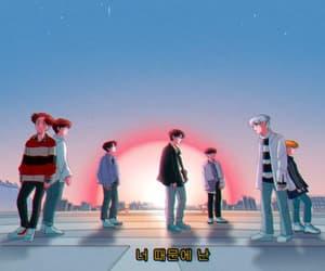 kpop, kpop fanart, and got7 image