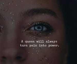 Queen, pain, and power image