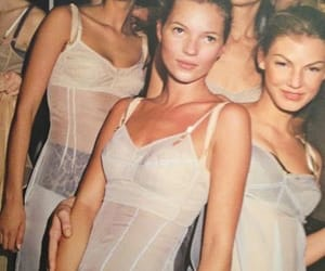 kate moss, model, and vintage image