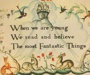 young, quotes, and believe image