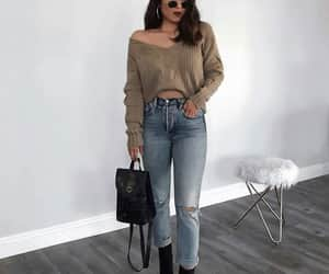 outfit, photography, and woman image
