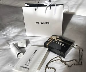 chanel and shopping image