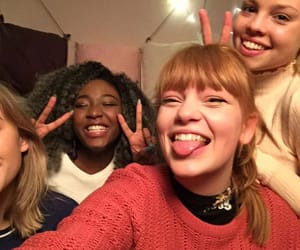 skam, druck, and friends image