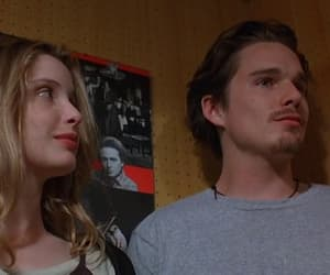 before sunrise, movie, and love image