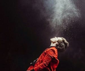 concert, water, and Harry Styles image
