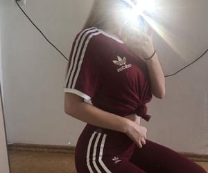 adidas, selfies, and aesthetic image