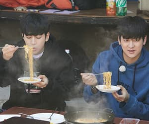 Chan, song, and ikon tv image