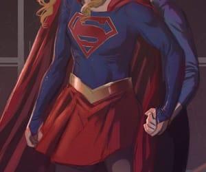 DC, Supergirl, and kara zor-el image