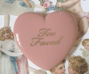 too faced, aesthetic, and grunge image