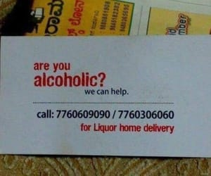 funny, alcoholic, and lol image