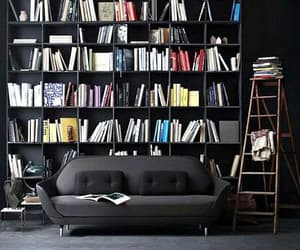 black, design, and furniture image