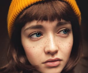 beauty, photography, and portrait image