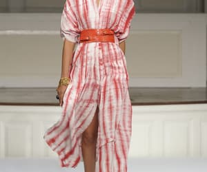 catwalk, fashon, and New York Fashion Week image