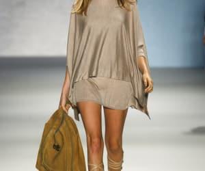 Behati Prinsloo, Derek Lam, and New York Fashion Week image