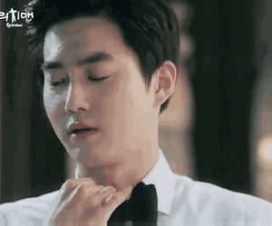 exo, junmyeon, and gif image