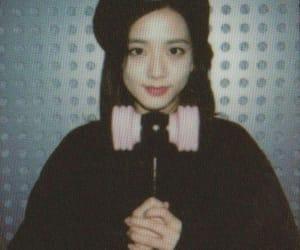 girl, kim, and polaroid image