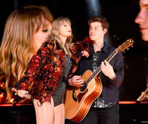 Taylor Swift, shawn mendes, and Reputation image