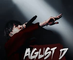 wallpaper, bts, and agustd image