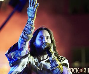 30 seconds to mars, jared leto, and rock am ring image