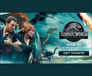 Claire, owen, and jurassic world image
