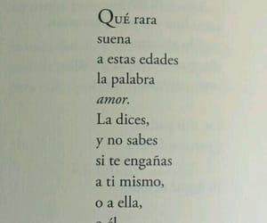 amor, Ella, and frases image