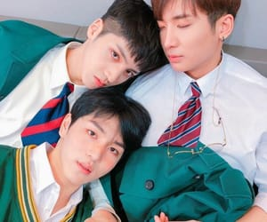 kino, pentagon, and yuto image