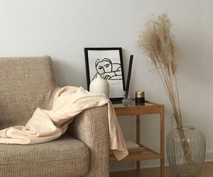 interior, beige, and indie image