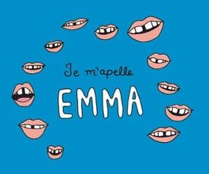 Adele, blue, and emma image