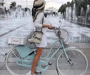 bike, mood, and cool image