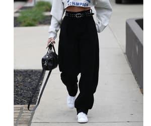fashion and hailey baldwin image