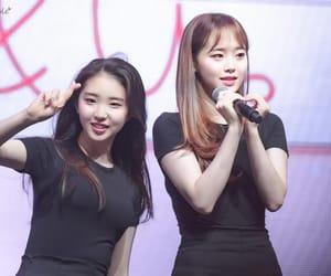 kpop, loona, and chuu image