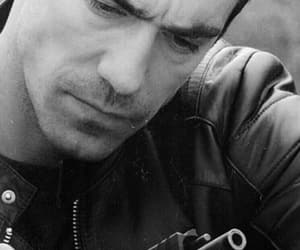 beauty and the beast, İbrahim Çelikkol, and black and white image