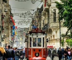 cloudy, street, and turkey image