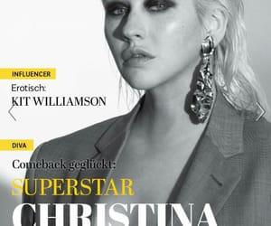 alternative, christina aguilera, and mag image