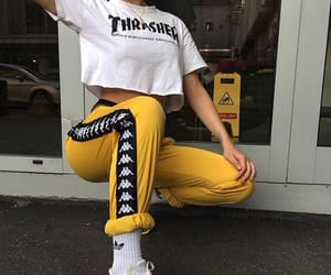 thrasher and yellow image
