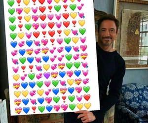 meme, Marvel, and love image