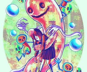 acid, awesome, and colorful image