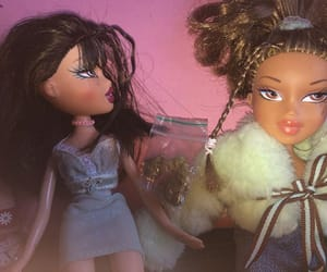 aesthetic, dolls, and girly image