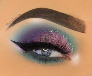 amazing, make up, and eyesshadow image