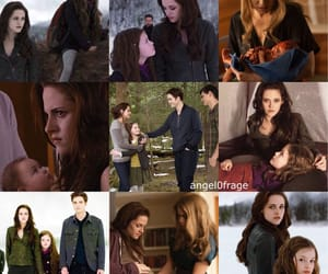 bella cullen, edward cullen, and family image
