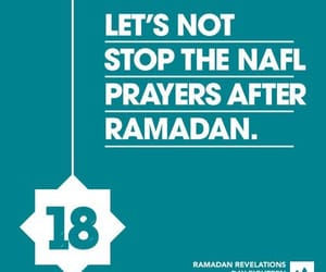 muslims, Ramadan, and day eighteen image