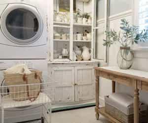 farmhouse, laundry room, and inspiration image