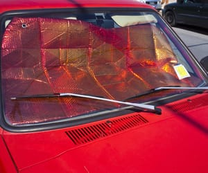 car, Hot, and red image