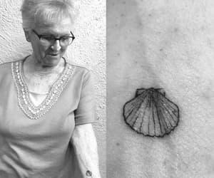 grandma, Tattoos, and tatuajes image