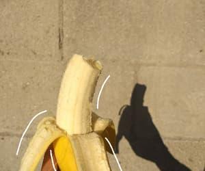 banana, platano, and tumblr image