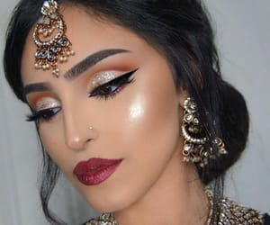dp, indian bride, and highlighter image