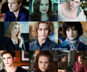 alice cullen, Carlisle Cullen, and Collage image