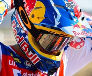 passion, motocross, and red bull image