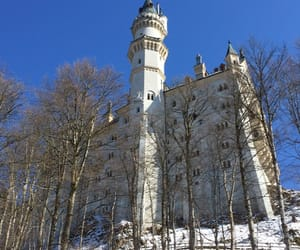 bavaria, castle, and germany image