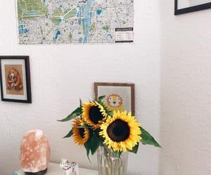 decor, decoration, and flowers image
